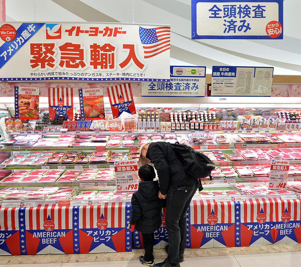 日本國會通過《美日貿易協定》 明年初生效