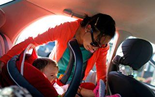 維州又現孩子被困高溫車內 夏天來臨家長務必提高警惕