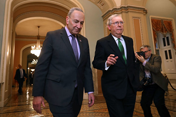 彈劾總統民主黨雙重標準 麥康奈爾否決