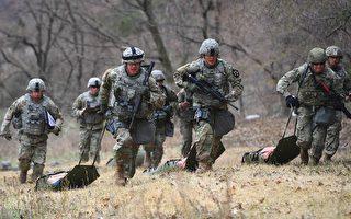 駐韓美軍基地意外響警報 虛驚一場