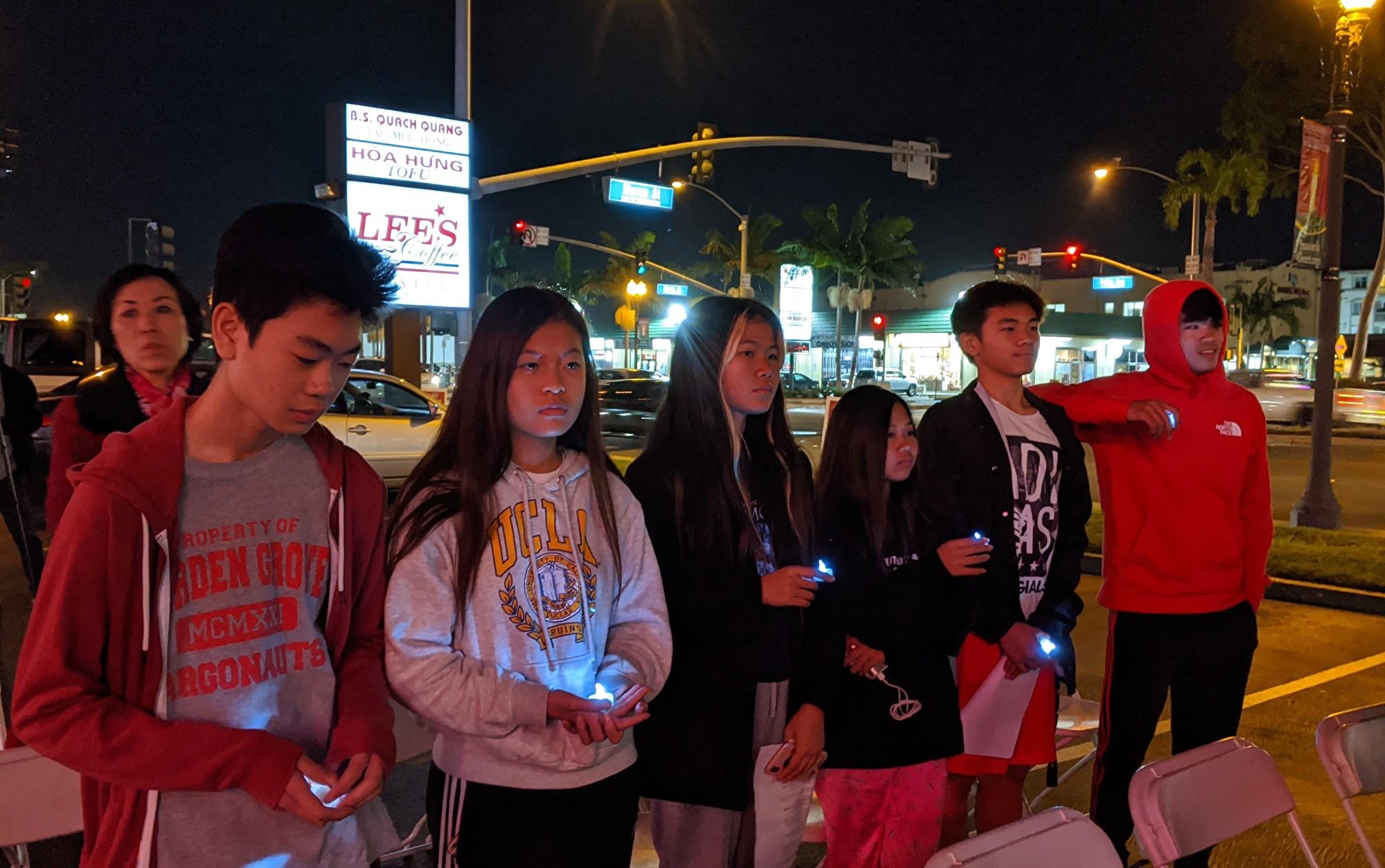 港人抗暴引越裔年輕人共鳴