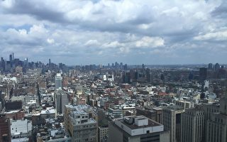 """论美食  纽约市有九个""""中国城"""""""