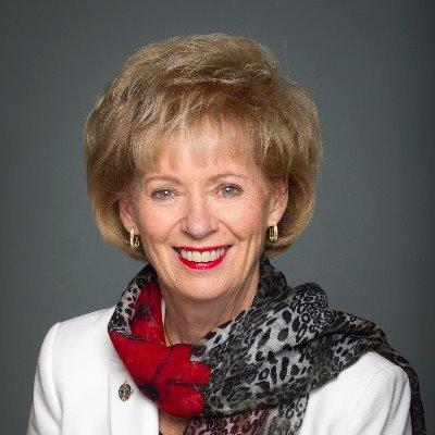 曾任聯邦移民部長、自由黨國會議員多年的朱迪‧思格若(Judy Sgro)