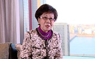 台灣前副總統:與中共交友 或被顛覆內政