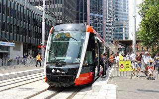 悉尼新輕軌正式開通 本週末免費向公眾開放