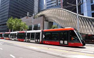 悉尼轻轨通过高峰期考验 乘客赞舒适方便