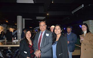 圖片新聞:大費城亞裔商會中國城舉辦年度派對