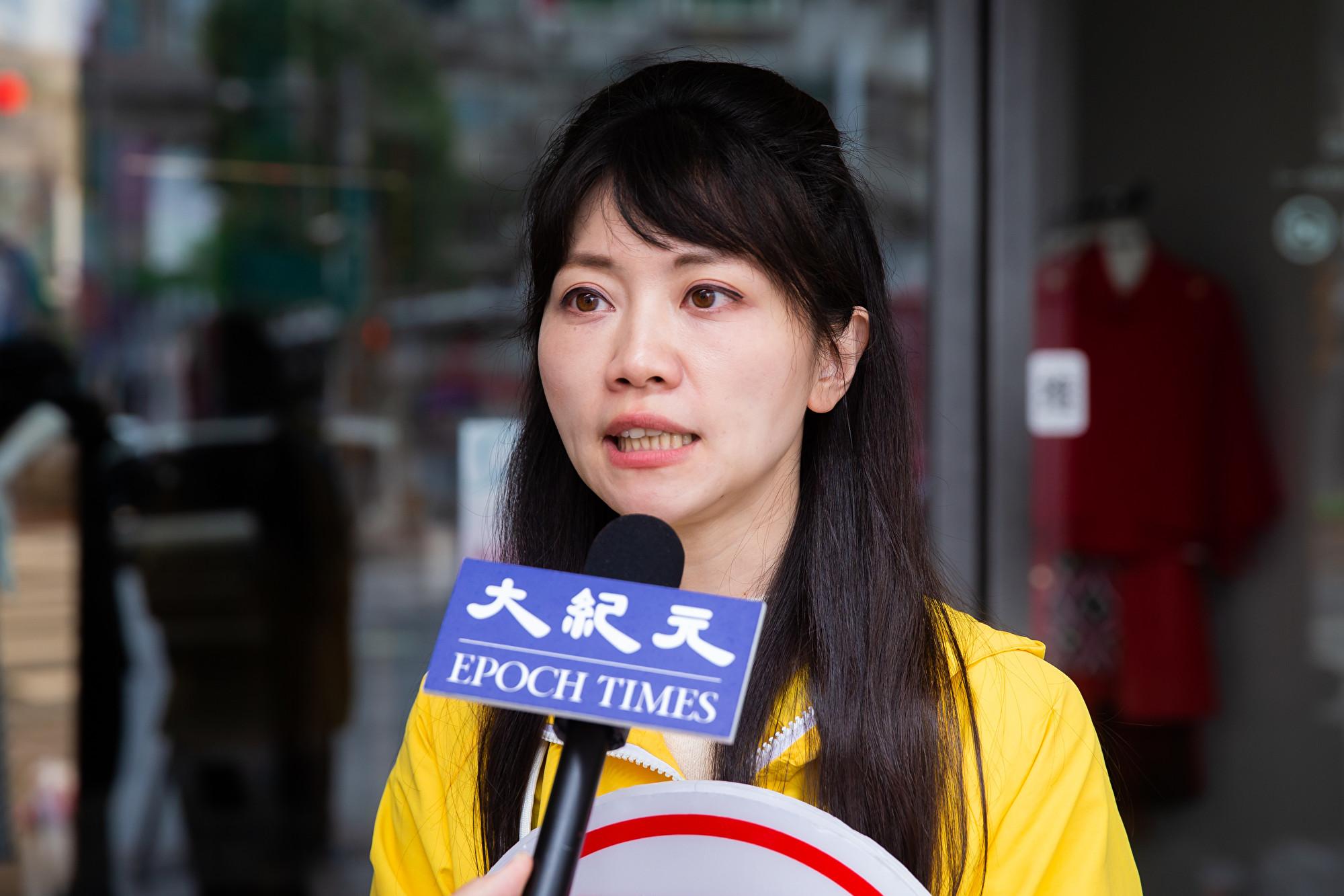 選戰倒計時 台立委候選人高嘉瑜談中共滲透