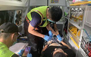 日籍学生观光团疑食物中毒 72人送医