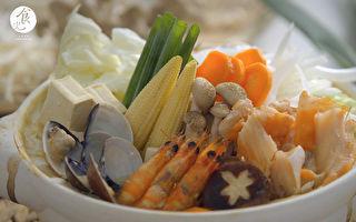 【C2食光-節氣料理】霜降養生 北海道鮭魚石狩鍋