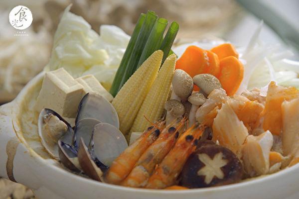 石狩锅,高汤