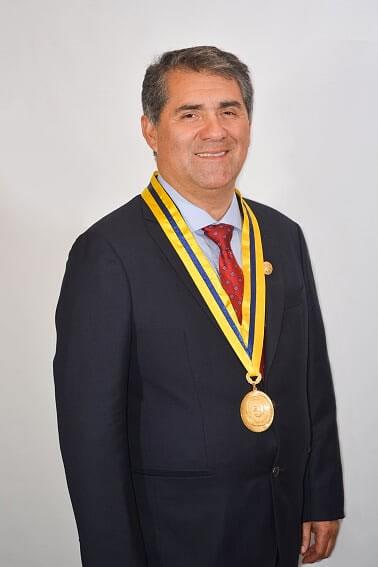 何蘇瑪莉亞市(Jesus Maria)市長Jorge Luis Quintana Garcia Godos。(官方網站)