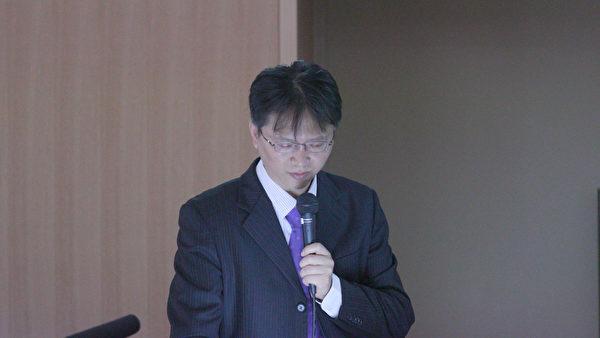 台灣大學附屬醫院雲林分院泌尿外科主任黃士維醫師表示,通過深入細緻的研究,一直到今天,中國移植手術的器官來源主要是法輪功學員。(新唐人)