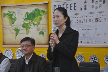 农粮署东区分署分署长陈昌岑说,花莲咖啡走精品路线,吸引消费者来观光并体验,提升产业才是根本。