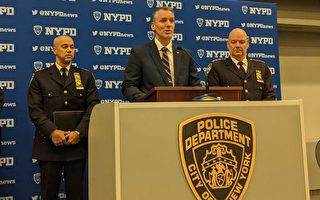 紐約時代廣場跨年夜倒數 市警公布維安措施