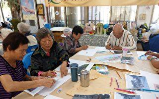 爺奶的塗鴉畫作出書了 松竹重現社區記憶