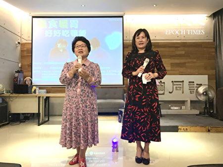 萬田興業公司楊昭孟女士過去一直支持路得學園的服務。