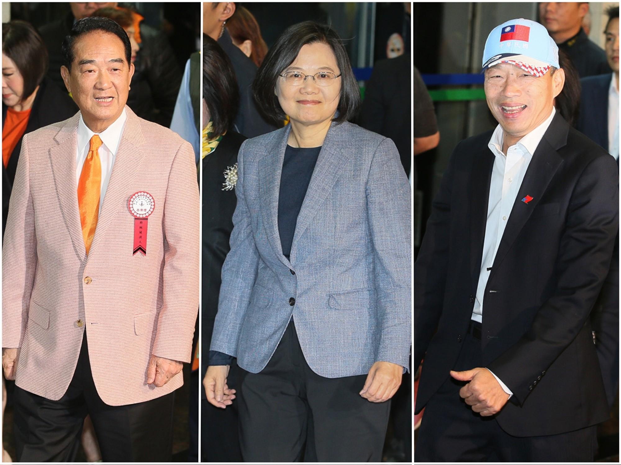 2020年1月大選投給誰 台灣商界及年輕一代在權衡
