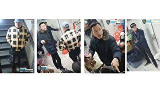 感恩節華埠雜貨店遭搶劫