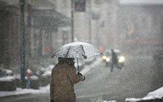 安省本周天气多变 下雨又下雪