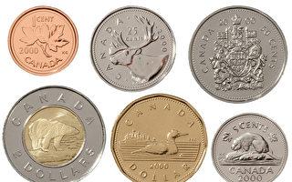 民調:加拿大人喜棄1分錢 樂留5分幣