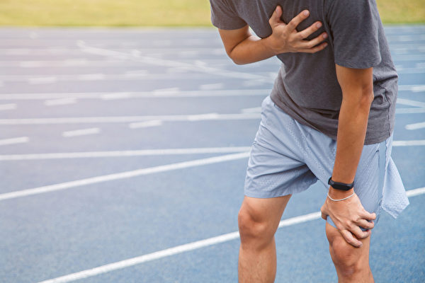 运动时发生心源性猝死,是什么原因?如何预防?(Shutterstock)