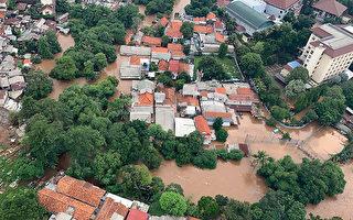 7年来最严重洪灾酿43死 印尼启用人工阻雨