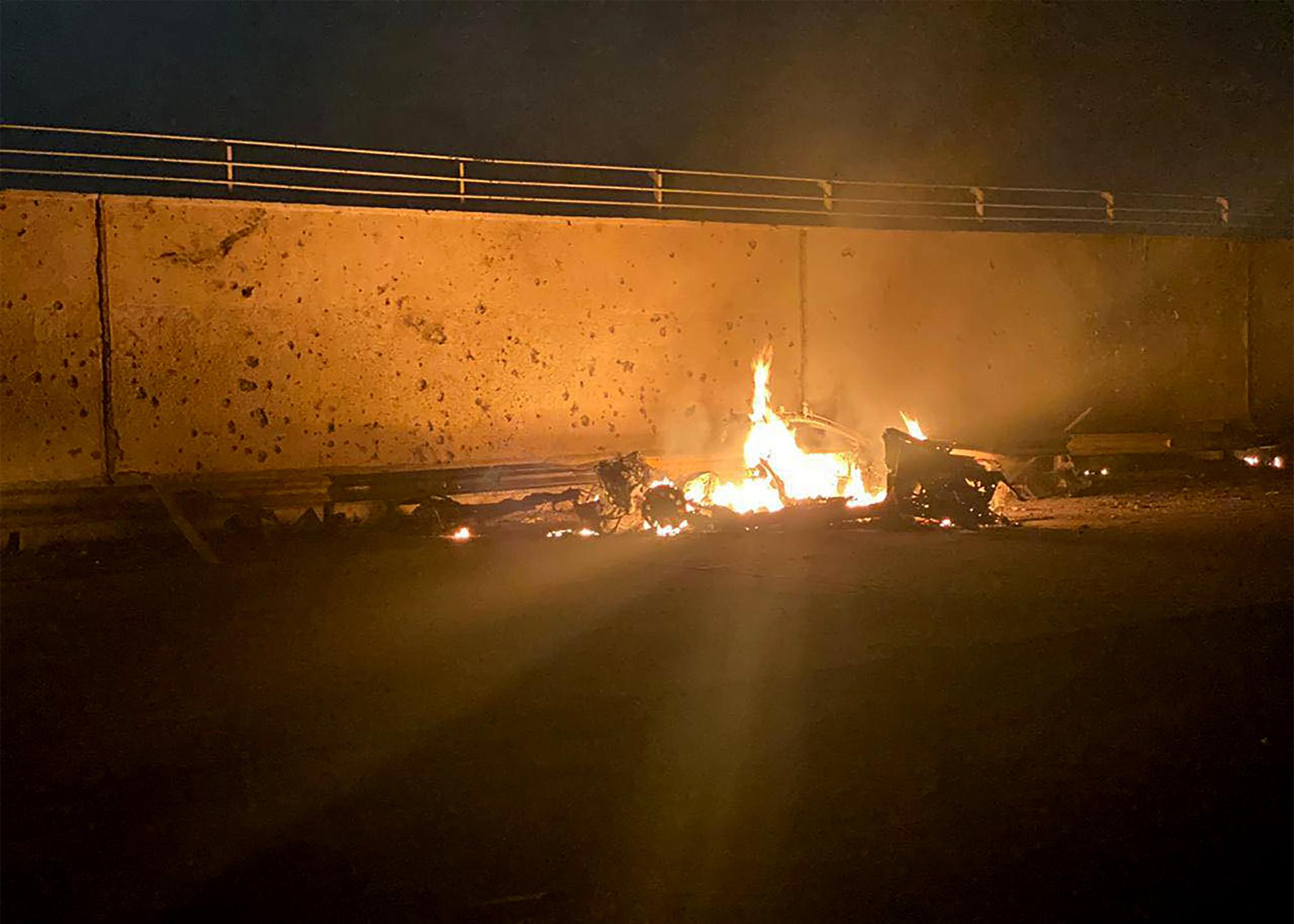 美空襲擊斃伊朗軍官 德英和以色列回應