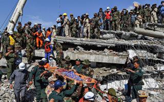 柬埔寨施工饭店倒塌 至少36死23伤