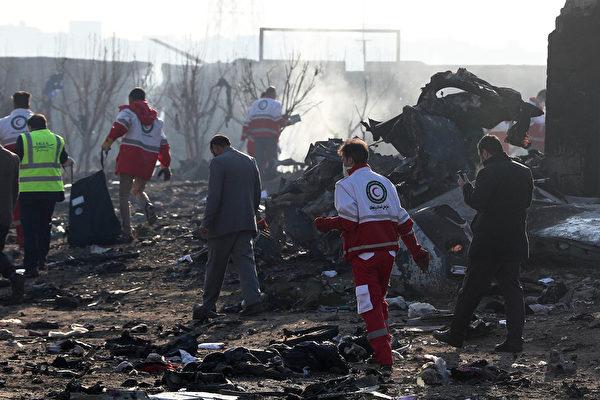 乌航坠机 美加英:证据显示伊朗或误射导弹