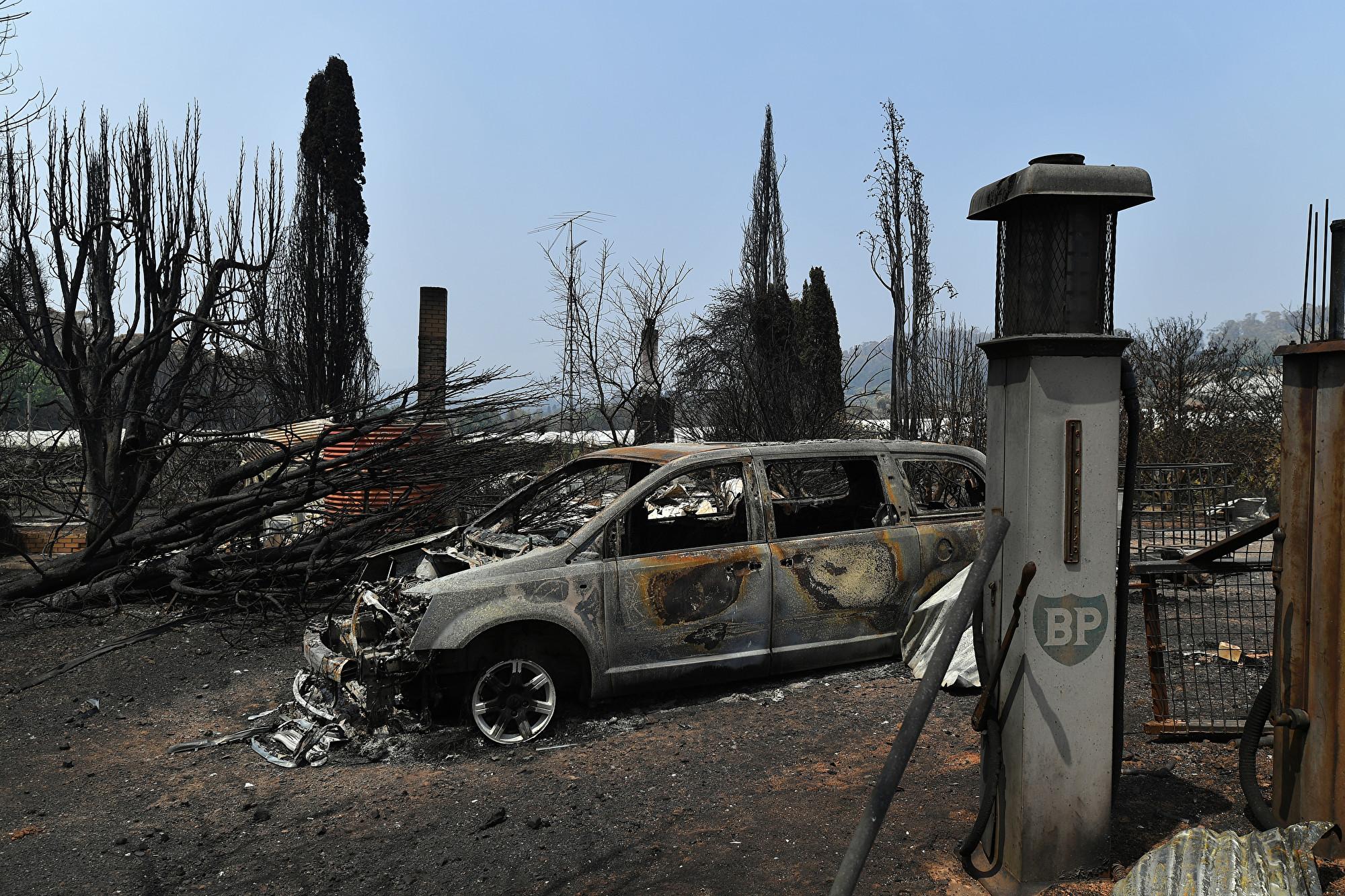 澳洲警方指控24人故意縱火