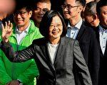 蔡英文勝選 印度媒體:台灣民意重擊中共