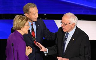 桑德斯谈年龄和性别对竞选总统的影响
