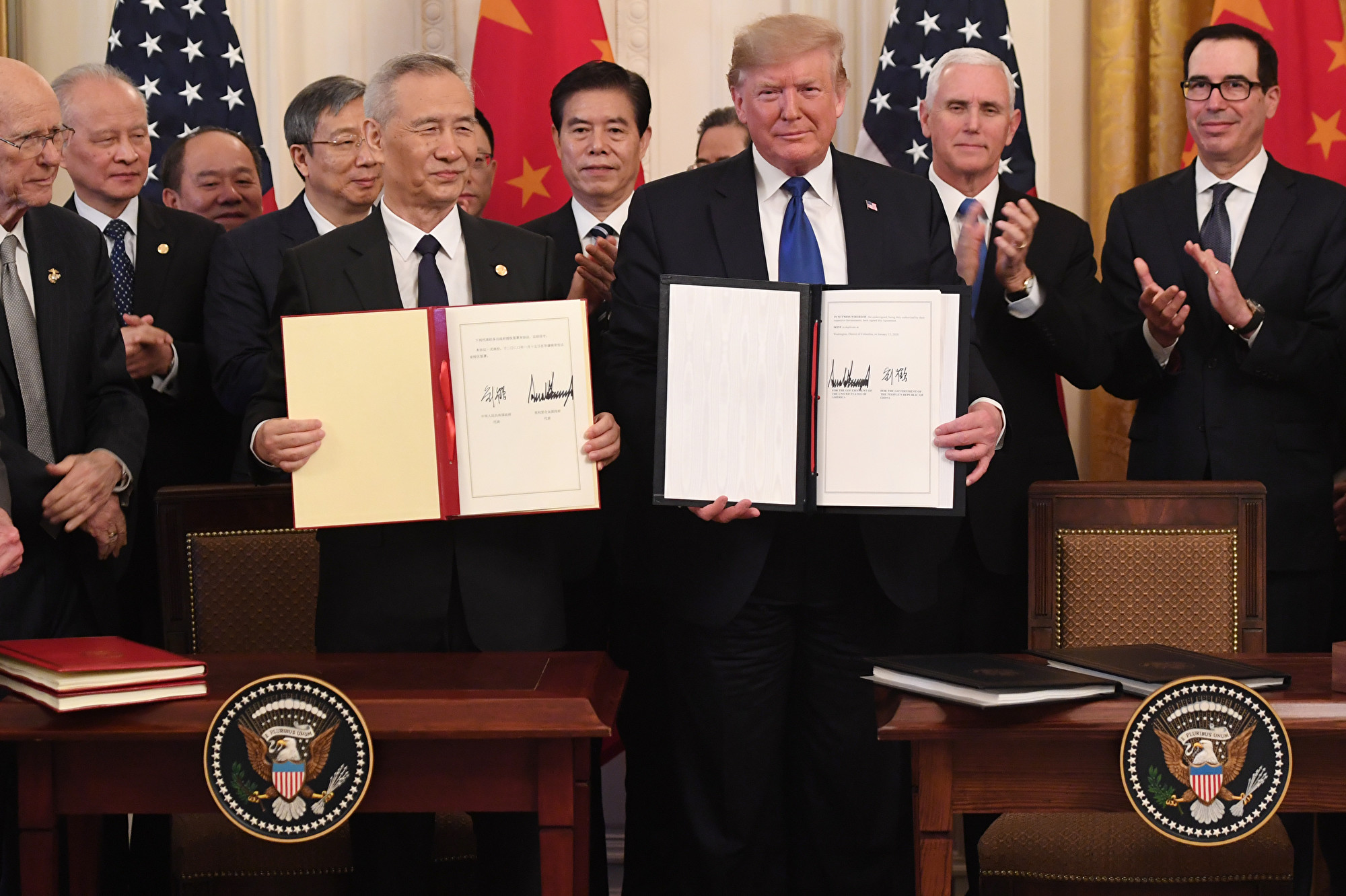 程曉農:中美經貿談判的「臨門一腳」與外國解讀