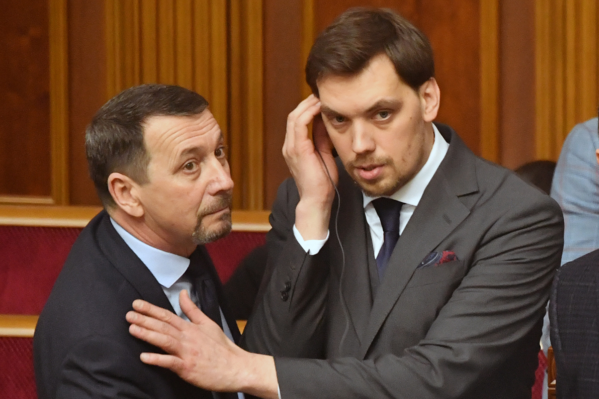 被指在錄音中批評總統 烏克蘭總理請辭