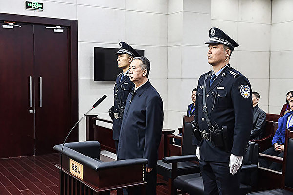 公安部副部長孟宏偉落馬內幕 讓公安海警當保姆