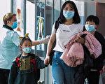 """中国大陆疫情几近失控,多国机场都在""""安检"""""""