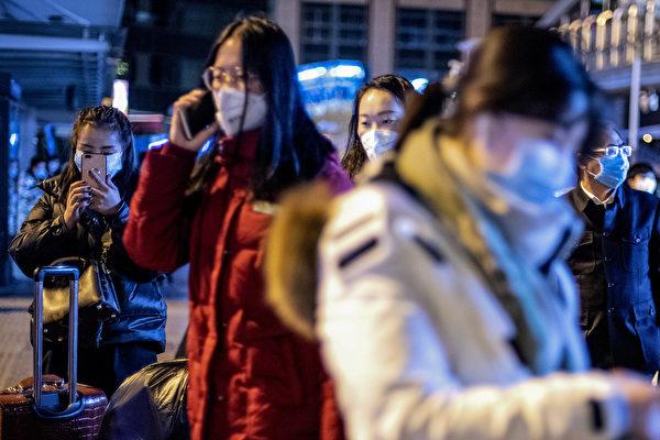 中共肺炎病毒如何傳播 已知和未知的有哪些