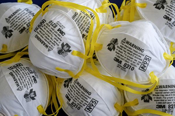 上海推出可用20次KN95口罩 專家質疑