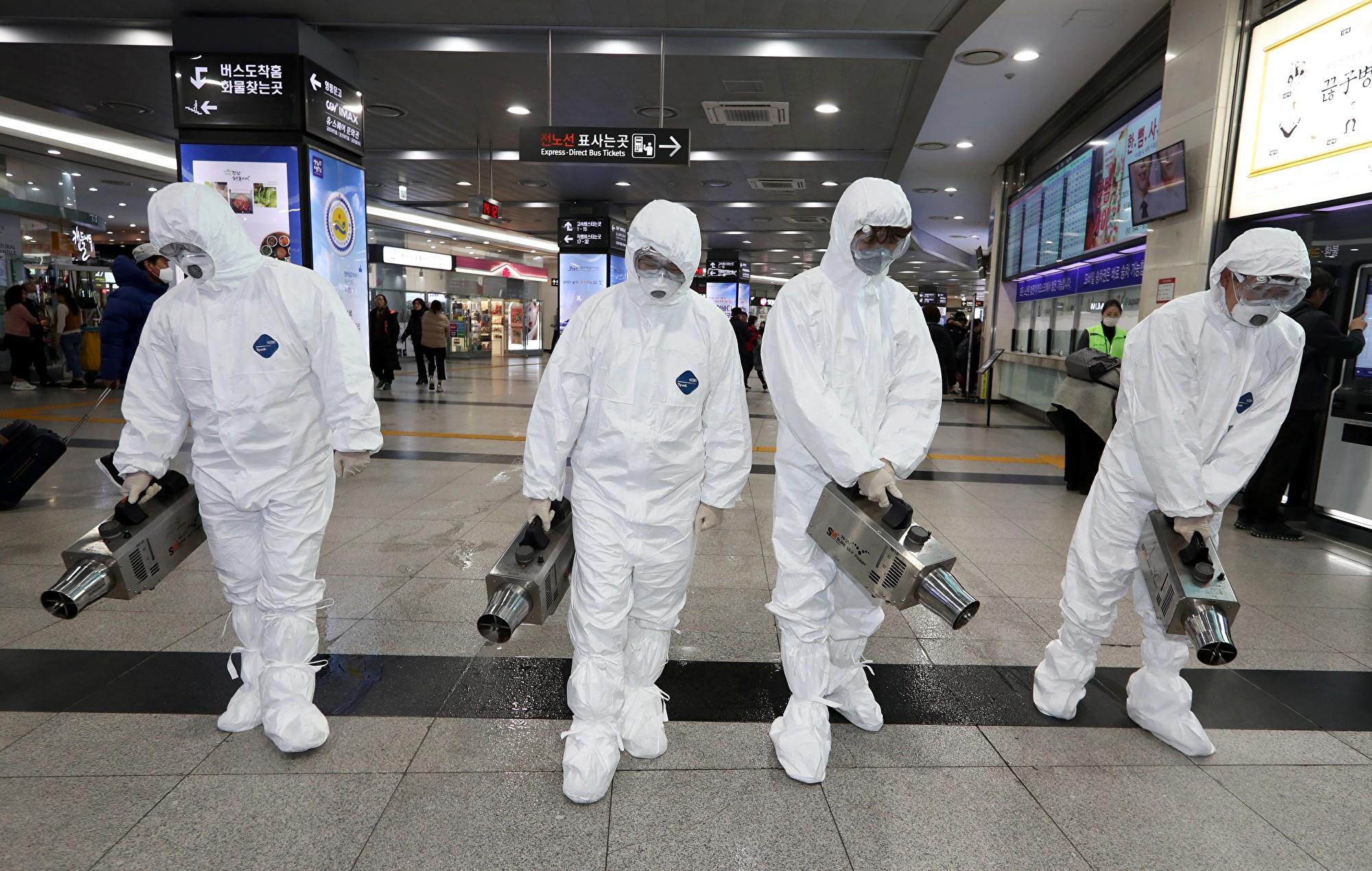 武漢肺炎疫情升級 傳美將限制往來中國航班