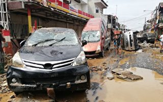 跨年夜暴雨 印尼6萬人撤離21死