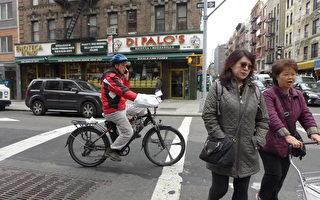 外卖郎的电动单车  成歹徒作案目标