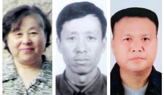 2019年 遭中共迫害的老年法輪功學員(1)