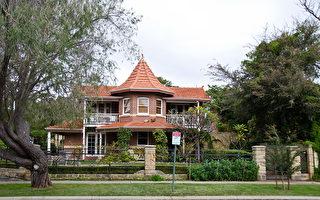 珀斯豪宅,珀斯房产,Pepermint Grove