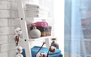 善用收納小巧思  浴室舒適度大提升
