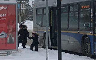 暴风雪袭卑南 最高风速达135km/h