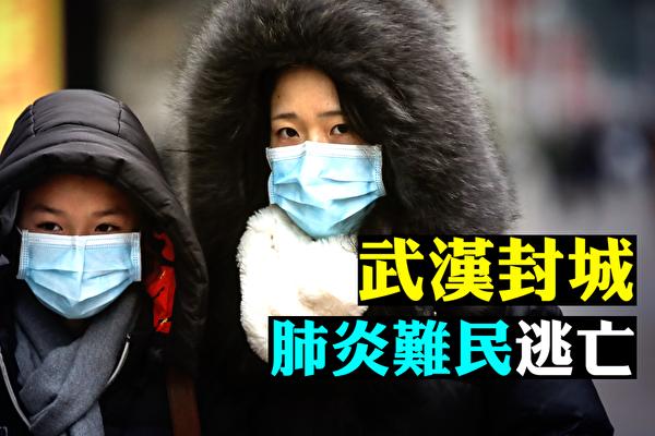 【拍案惊奇】武汉封城事已迟 市民恐慌外逃