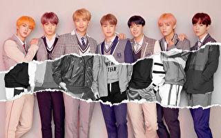 BTS专辑卖破百万张 获美国专辑协会白金认证