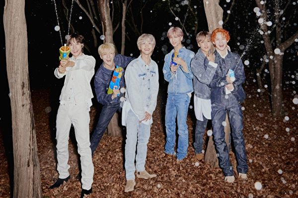 NCT DREAM《THE DREAM》获公信榜冠军
