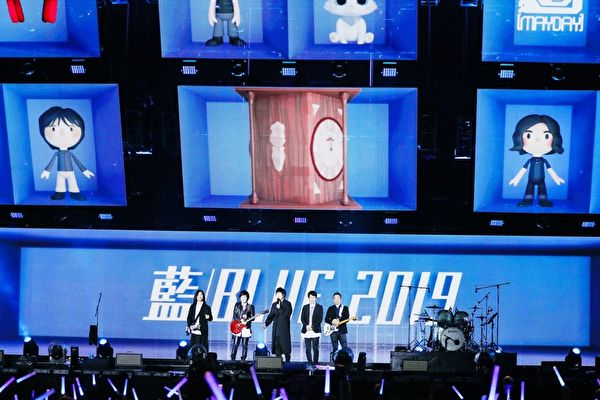 五月天献音乐新年礼 与孙燕姿合唱曲首播